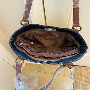 Born and Voncept medium shoulder bag